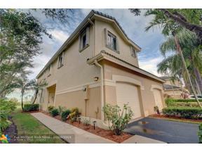 Property for sale at 2205 Pasadena Way Unit: 2205, Weston,  Florida 33327