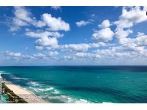 Property for sale at 6365 Collins Av Unit: 2910, Miami Beach,  Florida 33141