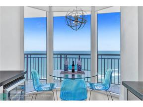 Property for sale at 17375 Collins Ave Unit: 2002, Sunny Isles Beach,  Florida 33160