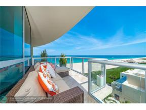 Property for sale at 1200 Holiday Dr Unit: 603, Fort Lauderdale,  Florida 33316
