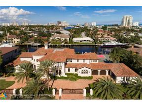 Property for sale at 2571 Del Lago Drive, Fort Lauderdale,  Florida 33316