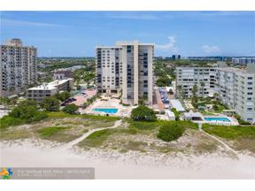 Property for sale at 1900 S Ocean Blvd Unit: 5R, Lauderdale By The Sea,  Florida 33062