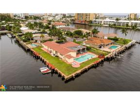 Property for sale at 1031 NE 28th Ter, Pompano Beach,  Florida 33062