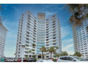 Property for sale at 3600 Galt Ocean Dr Unit: 10C, Fort Lauderdale,  Florida 33308