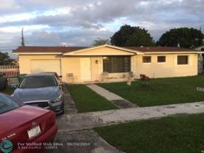 Property for sale at 15911 SW 106th Ave, Miami,  Florida 33157