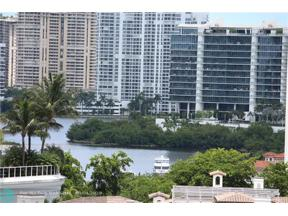 Property for sale at 2000 Island Blvd Unit: 1104, Aventura,  Florida 33160
