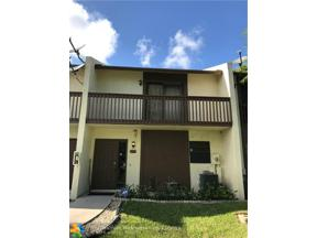 Property for sale at 617 NW 47th St Unit: 617, Pompano Beach,  Florida 33064
