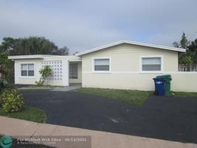 Property for sale at 4251 NW 23rd St, Lauderhill,  Florida 33313