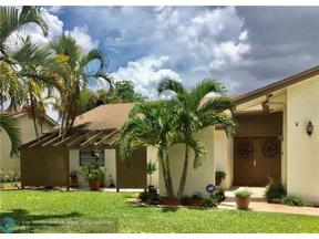 Property for sale at 8119 Nutmeg Way, Tamarac,  Florida 33321