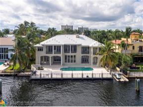 Property for sale at 2519 Aqua Vista Blvd, Fort Lauderdale,  Florida 33301
