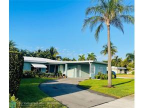 Property for sale at 2120 NE 59th St, Fort Lauderdale,  Florida 33308