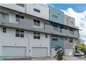 Property for sale at 410 NE 36th St Unit: 6, Oakland Park,  Florida 33334