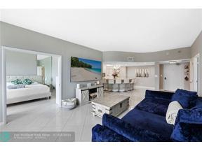 Property for sale at 4020 Galt Ocean Dr Unit: 1807, Fort Lauderdale,  Florida 33308