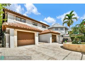 Property for sale at 1421 Ponce De Leon Dr, Fort Lauderdale,  Florida 33316