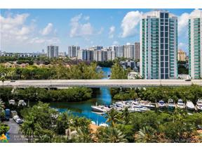 Property for sale at 3600 Mystic Pointe Dr Unit: 1208, Aventura,  Florida 33180
