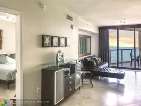 Property for sale at 16699 Collins Ave Unit: 1605, Sunny Isles Beach,  Florida 33160