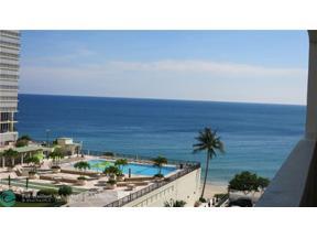 Property for sale at 4250 Galt Ocean Dr Unit: 7E, Fort Lauderdale,  Florida 33308