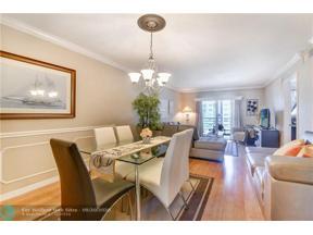 Property for sale at 2731 NE 14th St Unit: 608, Pompano Beach,  Florida 33304