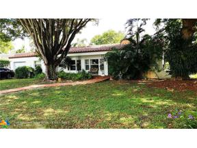 Property for sale at 638 NE 18th Ave, Fort Lauderdale,  Florida 33304