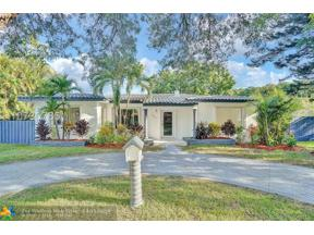 Property for sale at 269 NW 111Th Ter, Miami Shores,  Florida 33168