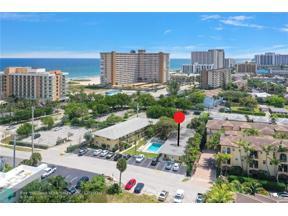 Property for sale at 3252 NE 13Th St Unit: 4, Pompano Beach,  Florida 33062