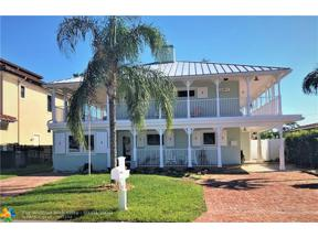 Property for sale at 2290 SE 14th St, Pompano Beach,  Florida 33062