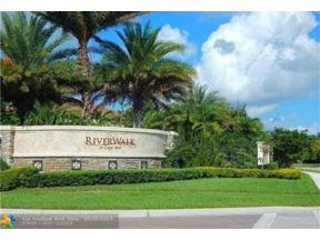 Property for sale at 104 Riverwalk Circle East, Plantation,  Florida 33325