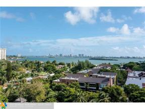 Property for sale at 1000 Quayside Ter Unit: 1107, Miami,  Florida 33138