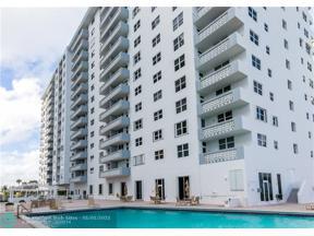 Property for sale at 4250 N Galt Ocean Dr Unit: 2J, Fort Lauderdale,  Florida 33308