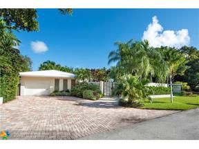 Property for sale at 2709 NE 29th Ct, Fort Lauderdale,  Florida 33306