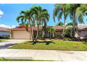 Property for sale at 1983 S Water Ridge Dr, Weston,  Florida 33326