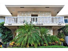 Property for sale at 2110 NE 39th St Unit: 9A, Fort Lauderdale,  Florida 33308