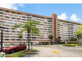 Property for sale at 3850 Washington St Unit: 806, Hollywood,  Florida 33021