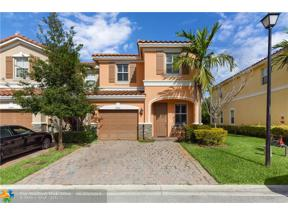 Property for sale at 12441 Emerald Creek Mnr Unit: 12441, Plantation,  Florida 33325