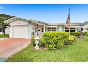 Property for sale at 6903 NW 74th Pl, Tamarac,  Florida 33321