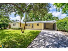 Property for sale at 424 NE 28th Dr, Wilton Manors,  Florida 33334