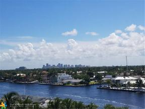 Property for sale at 3020 NE 32nd Ave Unit: 510, Fort Lauderdale,  Florida 33308