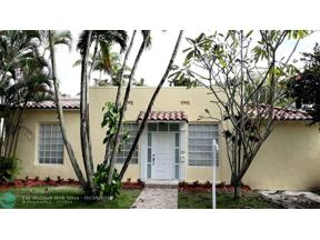 Property for sale at 1121 Alberca St, Coral Gables,  Florida 33134