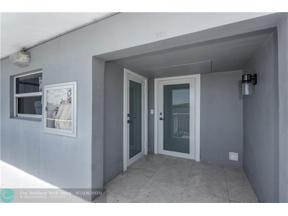 Property for sale at 2829 NE 33rd Ct Unit: 302, Fort Lauderdale,  Florida 33306
