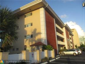 Property for sale at 2841 NE 33rd Ct Unit: 404, Fort Lauderdale,  Florida 33306
