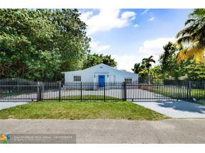 Property for sale at 560 NW 99th St, Miami,  Florida 33150