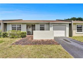 Property for sale at 5470 Lakewood Circle Unit: B, Margate,  Florida 33063
