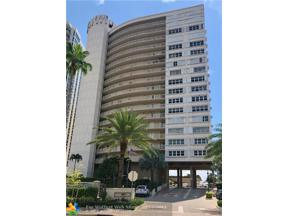 Property for sale at 4100 Galt Ocean Dr Unit: 804, Fort Lauderdale,  Florida 33308