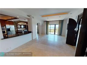 Property for sale at 2401 N Ocean Blvd Unit: 702, Fort Lauderdale,  Florida 33305