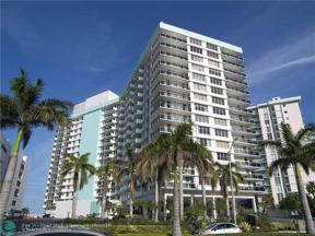 Property for sale at 3725 S Ocean Dr Unit: 1207, Hollywood,  Florida 33019
