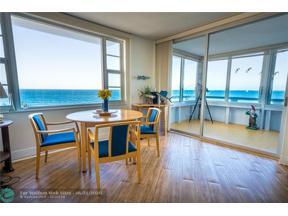 Property for sale at 3600 Galt Ocean Dr Unit: 5A, Fort Lauderdale,  Florida 33308