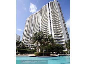 Property for sale at 21055 NE Yacht Club Dr Unit: 604, Aventura,  Florida 33180