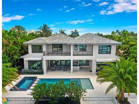 Property for sale at 65 Isla Bahia Drive, Fort Lauderdale,  Florida 33316
