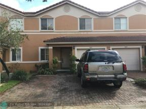 Property for sale at 9872 NW 19th Pl Unit: na, Sunrise,  Florida 33322