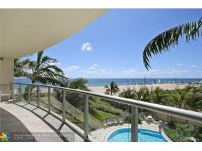 Property for sale at 1200 Holiday Dr Unit: 203, Fort Lauderdale,  Florida 33316